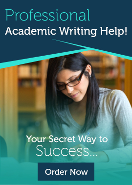 Professional Academic Writing Help!