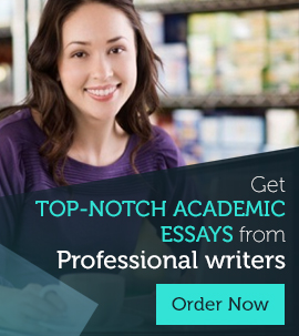 Get top-notch academic essays from professional writers