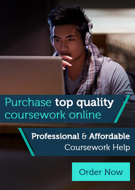 Purchase top quality coursework online