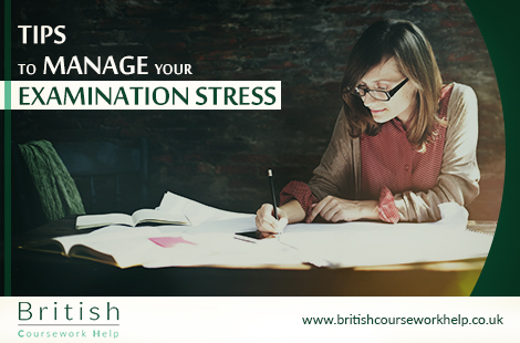 Tip To Manage Your Examination Stress
