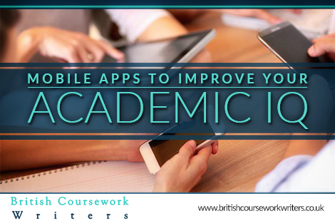 Mobile Apps to Improve Your Academic IQ