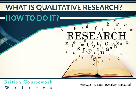 What is qualitative research? How to do it?
