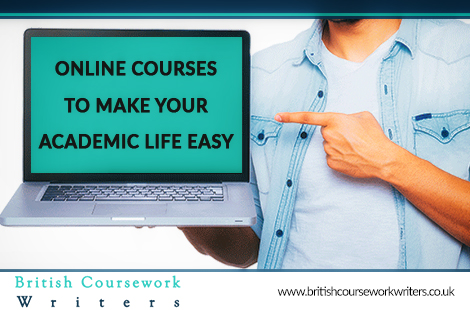 Online Courses To Make Your Academic Life Easy
