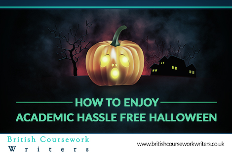 How To Enjoy Academic Hassle Free Halloween