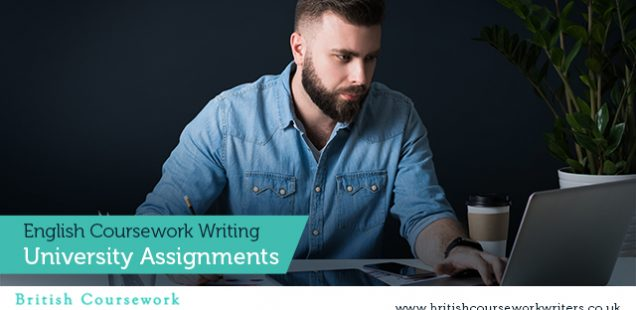 English Coursework Writing – University Assignments