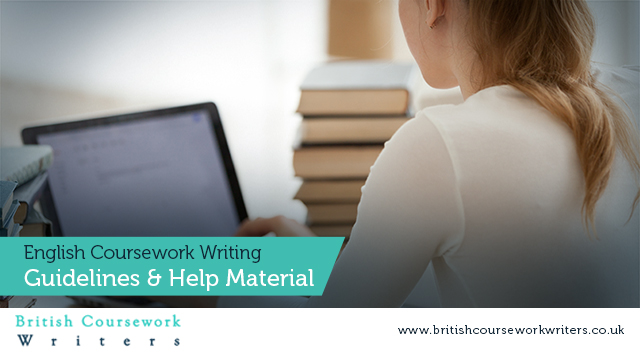 English Coursework Writing Guidelines And Help Material