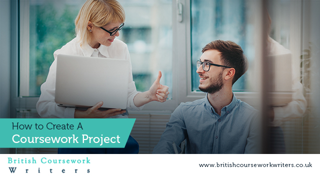How to Create A Coursework Project